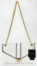 **INC INTERNATIONAL CONCEPTS LYDIA White Faux Leather Crossbody Bag Msrp $69.50