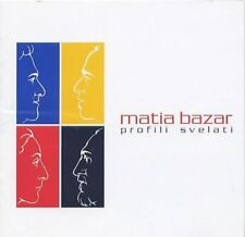 Matia Bazar - Profili Svelati [ CD, 15 tracks,  New & Factory Sealed ]