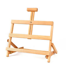 KIELDER Artist Wood Book Stand Table Top Easel for Painting & Sketching A3