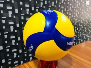Mikasa V200W Volley Ball Official Game Ball FIVB Approved 2020 New Design