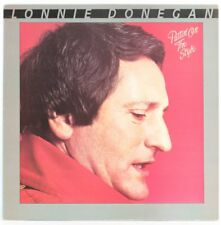 Lonnie Donegan, Puttin' On The Style  Vinyl Record/LP *USED*