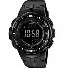 Casio Men's PRW-3000-1 Protrek Triple Sensor Solar Atomic Temp Watch
