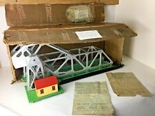 "*LIONEL No. 313* ""BASCULE BRIDGE"""