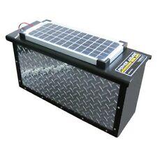 "Torklift A7712RS PowerArmor 23.75"" x 8.2"" x 14.25"" Solar Locking Battery Box"