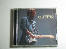 The Cream of Clapton by Eric Clapton CD 1995 Layla Cocaine White Room Badge more