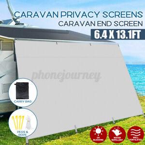 Sonnensegel Sonnenvordach Sonnenschutz UV-Schutz Für Wohnwagen Caravan  W W