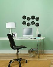 Wall Pops Dry Erase Weekly Calendar 8 dots - eden  Free Shipping!!