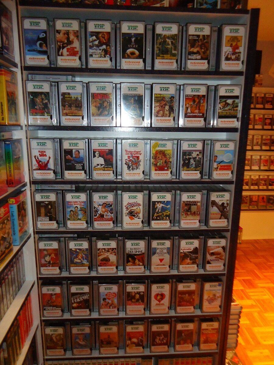 HP Movie Store
