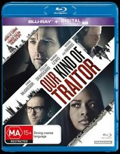 *Brand New & Sealed* Our Kind Of Traitor (Blu-ray Movie 2016) Ewan McGregor