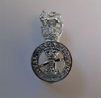 British Army Royal Devon Yeomanry Anodised Cap Badge
