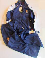 Diadora Trainingsanzug für Kinder Jungen Mädchen Buben Mädels Sportanzug Sport