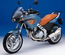 Manuale Officina BMW F650 CS - F650 GS modelli fino al 2004