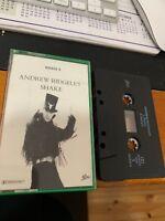 Andrew Ridgeley Shake Cassette Tape Cassingle
