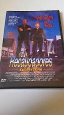 """DVD """"LOS RECAUDADORES"""" PRECINTADO SIDNEY J. FURIE CASPER VAN DIEN RICK FOX"""
