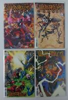 War Of The Realms Lot #1 2 4 6 NM Marvel Comics 2019 Less Than Cover Price!
