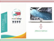 """2x OneStep Anti-Glare (Matte) Screen Protector 13.3"""" Dell XPS 13 (9370) Touch"""