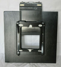 Back Folding Camera 8x10 to 4x5  Large Format Wooden View lens brass collodion