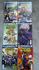 Batgirl Birds of Prey - 1, 2, 3, 4, 5, 6, 7, 8, 9, 10 to 22 - DC Comics  bundle