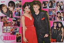 SELENA GOMEZ & JUSTIN BIEBER - A3 Poster (ca. 42 x 28 cm) - Clippings Sammlung