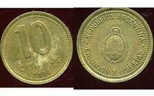 ARGENTINE 10 centavos 2004