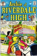 ARCHIE AT RIVERDALE HIGH #11 - 1973 - Vintage Comic VG
