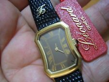 FABULOUS NOS 70'S GP LEONARD MANUAL SWISS LADIES WATCH                  *5851