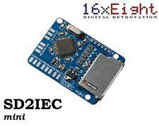 *NEU* SD2IEC mini für Commodore 64/128/VC20/+4/C64DTV 1541 Ersatz! *NEU*