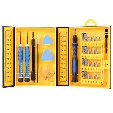 Steel Precision 39 in1 Screwdriver Set Repair Tools Kit Mobile Phone PC Tablet