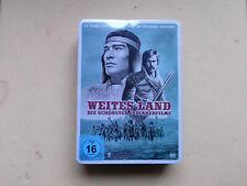 Western   Indianer 16 Filme in Metalbox  8 DVD    Neu OVP