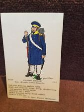 Card Rene North 37 Prussian Infantry No 6