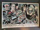 Robocop by Tyler Stout - Rare Sold out Mondo print