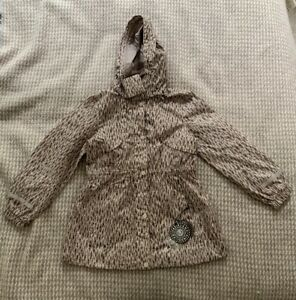 POIVRE BLANC Girls Coat. Size 10 Years. NEW WITH TAGS