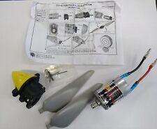 KG0200120 600 size Brushed Motor Propultion unit Gearbox/Motor/Propeller