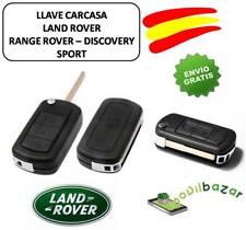 LLAVE CARCASA 3 BOTONES RANGE ROVER SPORT LAND ROVER DISCOVERY FUNDA MANDO