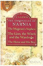 Chronicles of Narnia, Lewis, C. S, Used; Good Book