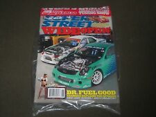 2005 JUNE SUPER STREET WIDE OPEN MAGAZINE - DR. FUEL GOOD - O 10788