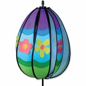 Easter Flowers Easter Egg Wind Spinner Spinner Premier Windspinner