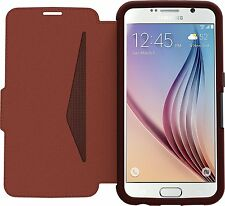 OtterBox STRADA SERIES Leather Wallet Case for Samsung Galaxy S6 CHIC REVIVAL