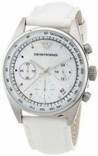Emporio Armani Women's AR6011 Sportivo White Watch
