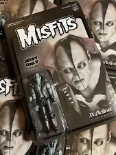Super7 Heavy Metal Misfits ReAction Figure Black Jerry Only Action