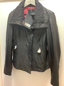 Harley Davidson Women Leather Jacket size Large 97014-14VW