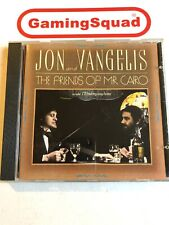 Jon and Vangelis, The Friends of Mr Cairo CD, Supplied by Gaming Squad