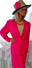 HOT HOT HOT Christian Dior 2 pc Skirt Suit 10 EUC MUST SEE Sexy Eye Popping RARE