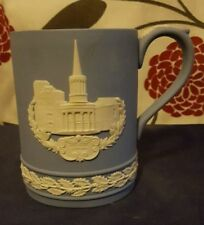 Jasperware Mug Blue Wedgwood Porcelain & China