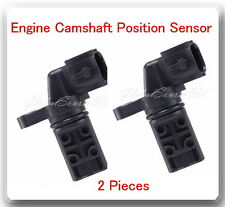 Set 2 Pcs Engine Camshaft Position Sensor Fits Nissan Pathfinder 2001-2004 V6 3L