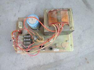 ATARI Power Block Brick Transformer  ARCADE UNTESTED for Video Game