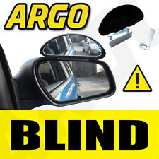 BLIND SPOT ADJUSTABLE TOWING MIRROR BLINDSPOT SKODA SUPERB HATCHBACK
