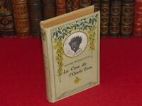 BEECHER-STOWE / LA CASE DE L'ONCLE TOM Illustré Cartonnage 1927 Traduct Le Brun