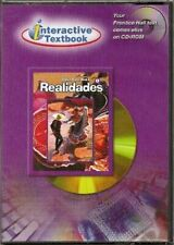 REALIDADES LEVEL 1 Student Edition - CD-ROM 2004C (Prentice Hall Spanish) NEW