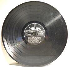 """33T Johnny HALLYDAY Disque LP 12"""" 12 SUPER SUCCES - PHILIPS 9199012F Rèduit RARE"""